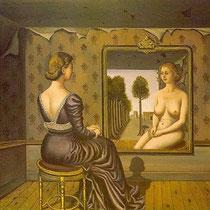 le miroir, (1936)