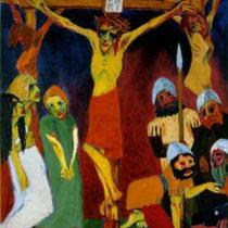 La Crucifixion (1912)
