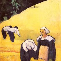 La Moisson (1888)