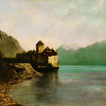 Le Château de Chillon (1874)