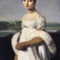 Mademoiselle Caroline Rivière (1805)