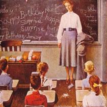 Happy Birthday Miss Jones (1956)