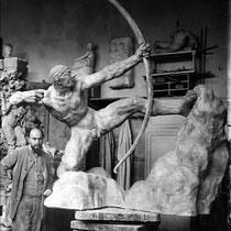 Héraklès archer (1906 - 1909)
