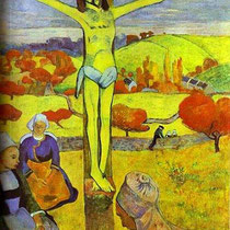 The Yellow Christ (1889)