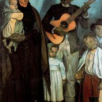Un musicien espagnol et sa famille (1897)