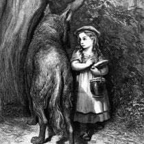 Le petit chaperon rouge (1867)