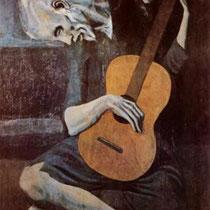 Le Vieux Guitariste (1903)