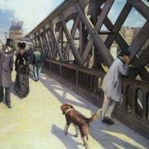 Le Pont de l'Europe (1876)