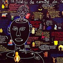 Il n'y a pas de centre du monde, je doute (1995)