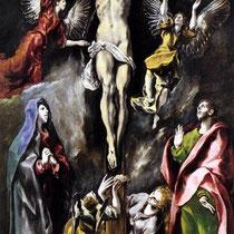 Crucifixion (1596-1600)