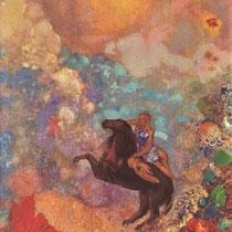 Muse sur Pégase (1900)