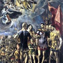 Le martyre de St Maurice (1580-81)