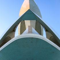Valencia Ciudad de las Artes y Sciencias - Symmetry