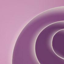 Purple - Stone in water