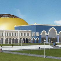 Aquapark Sportzentrum Russland St. Petersburg, Ufa