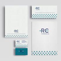 Producción de la papelería según Identidad Corporativa