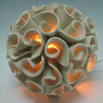 Spherical Swirl Lantern