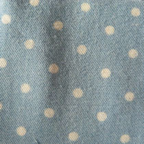 Zoom sur le tissu de fond