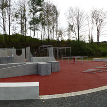 Parkouranlage Bergpark Dinslaken Zeche Lohberg