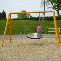 Kalotta-Swing in Stahl