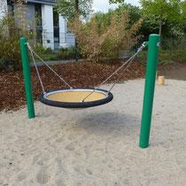 Mini-Kalotta-Swing mit Stahlpfosten