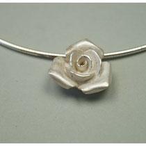 Rose 925er Silber / 130,-€