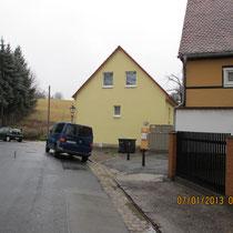 Einfamilienhaus Bürger Umbau - Nordgiebel nachher