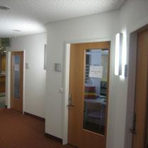 Krankenhaus Nagold Patientenaufnahme Zugang nach Neugestaltung 2