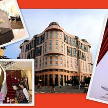Unser Hotel Giovanni in Prag