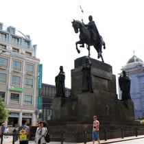 Statue des Hl. Wenzel