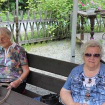 Heimfahrt - Mittagessen in der Waldschänke