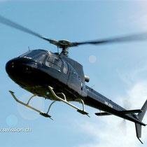Hubschraubertyp Ecureuil AS 350