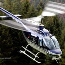 Jet Ranger Bell 206
