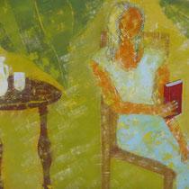 Sonniger Nachmittag 135 x 145 cm