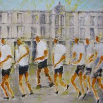 Maratona 140 x 140 cm