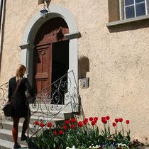 Treten Sie ein! Martinskapelle Bregenz