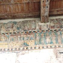 Mitterlalterliche Fresken Bregenz, Martinskapelle