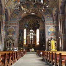 St. Leopold in Dornbirn Hatlerdorf