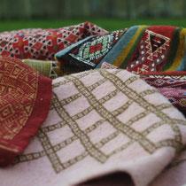 Tapis kilim berbere