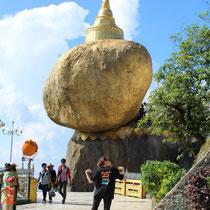 Flavie en Birmanie