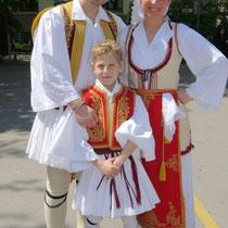 Tsolias und Desfina Zentral-Griechenland