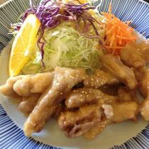 Miso sauce Chiken
