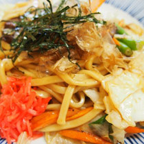 Stir-Fried Udon