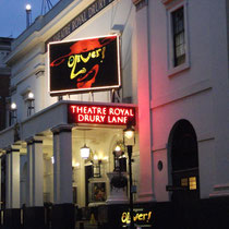 Theatre Royal Drury Lane.