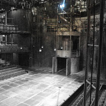 The Histories set. Royal Shakespeare Company.