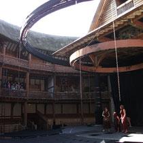 Macbeth rehearsals.