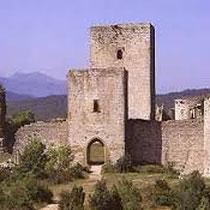 ........... le château