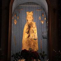 Madone à Saint Martin Vésubie