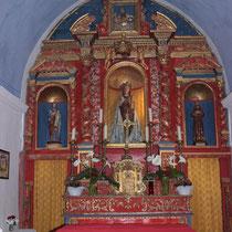 Madone au sanctuaire de la Fenestre