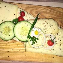 Pinzgauer Käsebrot